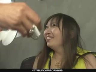 Preview 3 of Beautiful Haruka Oosawa gets a rear fuck