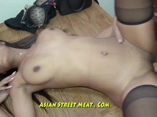 Preview 2 of Pure Petite Bugger Bitch Gets Thai Membranes Pounded