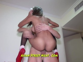 Preview 3 of Pure Petite Bugger Bitch Gets Thai Membranes Pounded