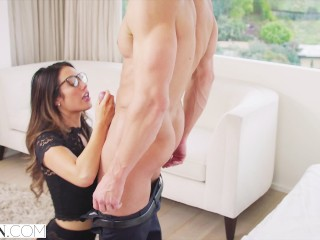 Preview 5 of VIXEN Eva Lovia's most intense scene