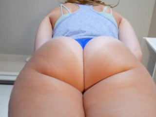 Preview 4 of Ashley Alban Ass Worship