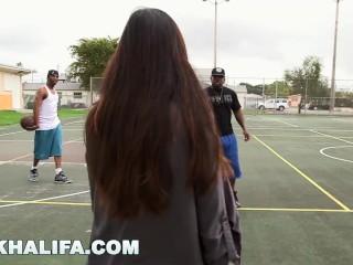 Preview 2 of Mia Khalifa Craves Big Black Dick Against Boyfriend's Wishes (mk13769)