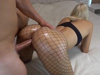 Preview 3 of College GF Teen gets crazy from massive creampie multiple orgasm CarryLight