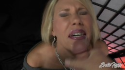 Erotic Nikki - Throwback - Mom Gets Facial From Her Daughter's Boyfriend