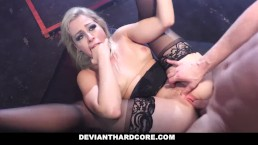 DeviantHardcore - Submissive Teen Anally Dominated