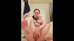 Soles & Pussy Show On Snapchat Before Bed - Foot Fetish & Masturbation