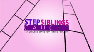 StepSiblingsCaught - Step Sisters Ripped Yoga Pants S8:E5