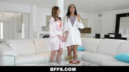 BFFS - Dirty Bachelorette Party Gets a Big Dick Surprise