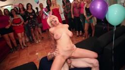 DANCING BEAR - The Birthday Girl Wants Dick, The Birthday Girl Gets Dick