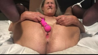 Hot MILF Closeup Big Squirt Mature Granny 60 Year Old