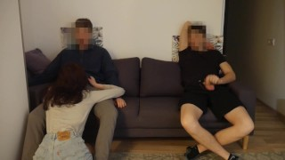 He Shared His Young Girlfriend With Friend at the Party