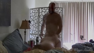 Hot MILF Endures a Painful Anal Fucking and Gets Her Ass Filled with Cum